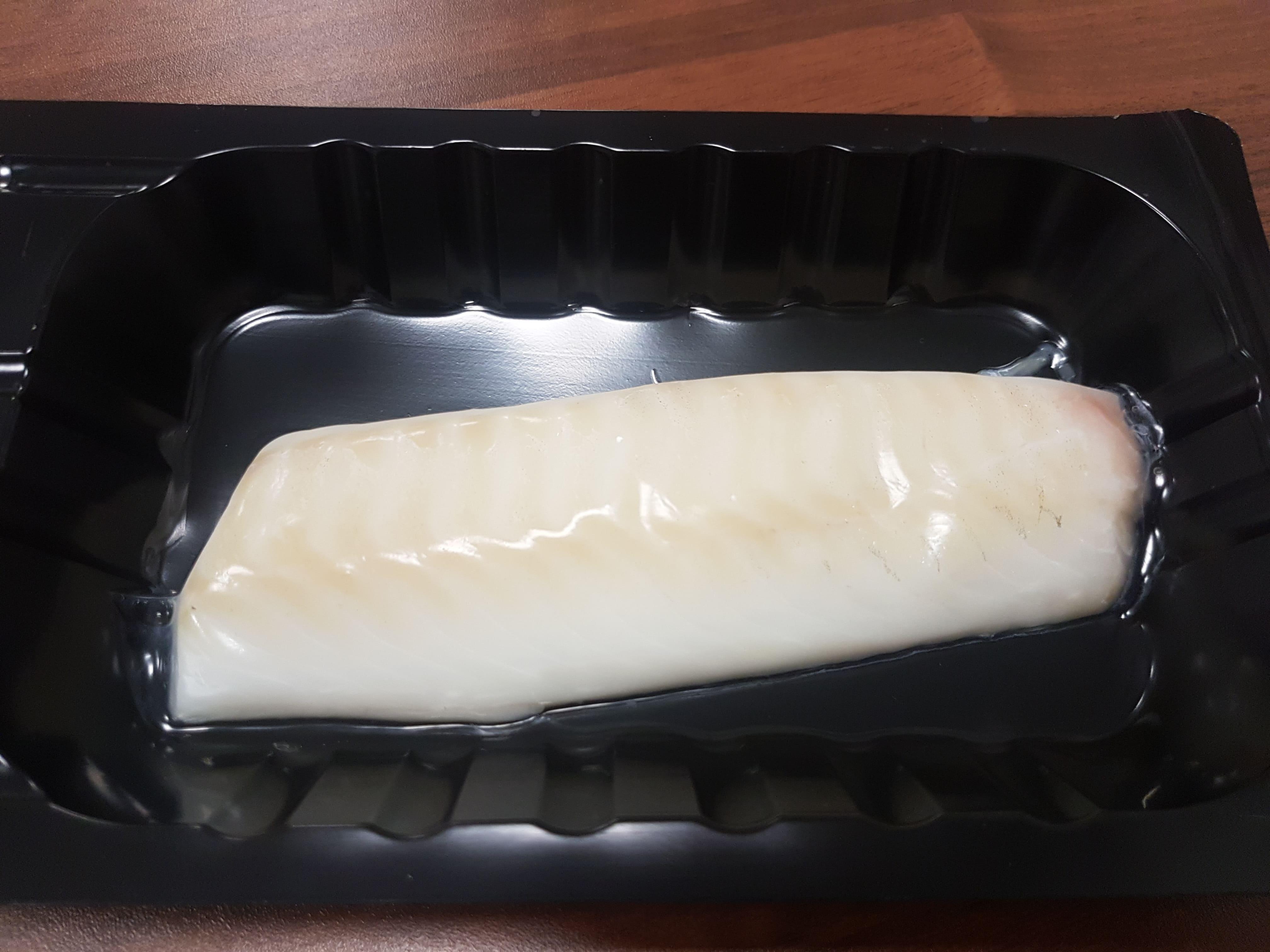 Film skin pescado buergofol